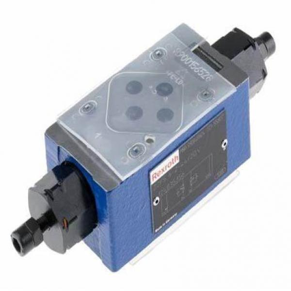 Rexroth Z2FS...(A.B).. THROTTLE VALVE #2 image
